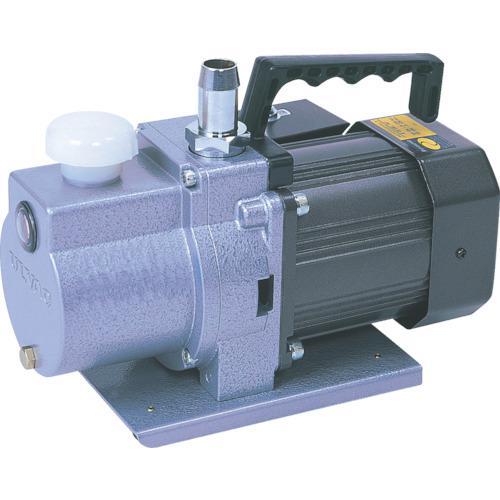 ?ULVAC 単相100V 油回転真空ポンプ G-10DA 【3538699:0】