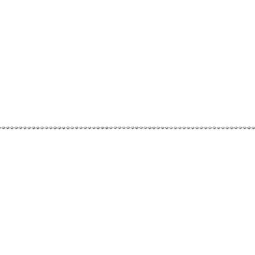 ■ニッサチェイン ステンレスボールチェイン 2.3MM×30M  SB23 【3558801:0】