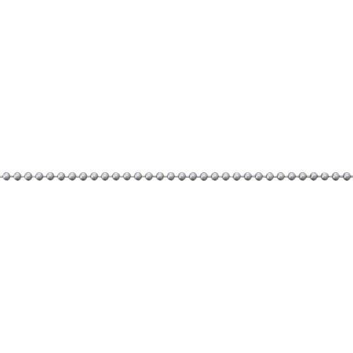 ■ニッサチェイン ステンレスボールチェイン 4.5MM×30M  SB45 【3558827:0】