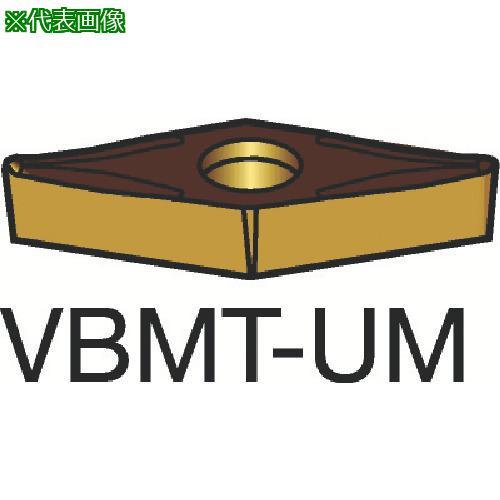 ■サンドビック コロターン107 旋削用ポジ・チップ 1115(10個) VBMT 【3583821×10:0】