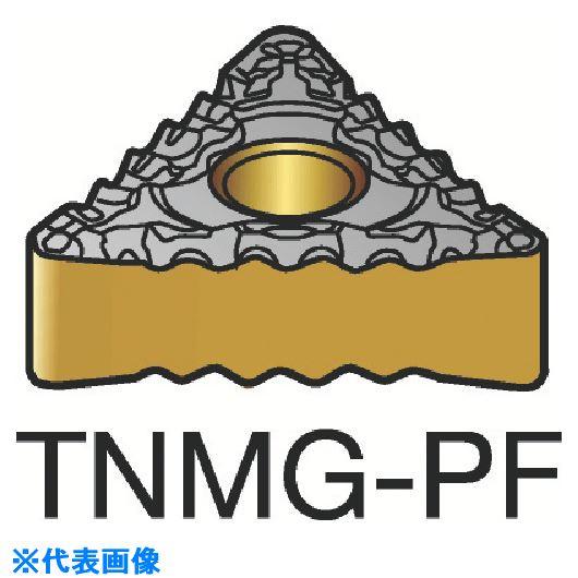 ■サンドビック T-MAX P 旋削用ネガ・チップ 1515 1515 10個入 〔品番:TNMG〕【3585638×10:0】[送料別途見積り][法人・事業所限定][掲外取寄]