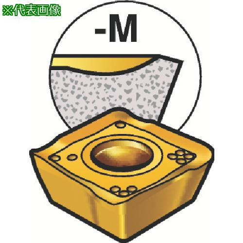 ■サンドビック コロミル490用チップ 1010(10個) 490R-08T312M-PM 【3593657×10:0】