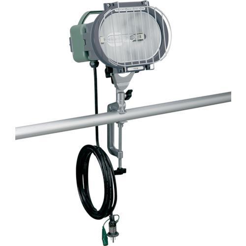 ?ハタヤ 瞬時再点灯型150Wメタルハライドライト10M電線付バイス取付タイプ 〔品番:MLV-110KH〕【3608689:0】