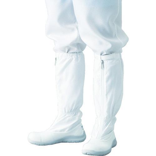 ■ADCLEAN シューズ・安全靴ロングタイプ 24.0cm G7760-1-24.0 (株)ガードナー【3614590:0】