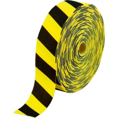■TRUSCO マジックバンド結束テープ 両面 幅50mmX長さ15m トラ柄 MKT-50150-TR トラスコ中山(株)【3619737:0】
