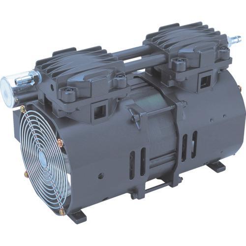 ?ULVAC 単相100V 揺動ピストン型ドライ真空ポンプ DOP-80S 【3631435:0】