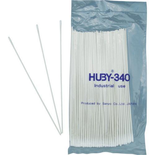 ■HUBY コットンアプリケーター (6000本入) CA-005MB 【3651924:0】