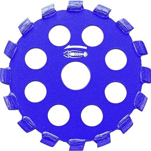 ■エビ ダイヤモンドホイール(乾式) Uカッターライト 105mm UK105 (株)ロブテックス【3726550:0】