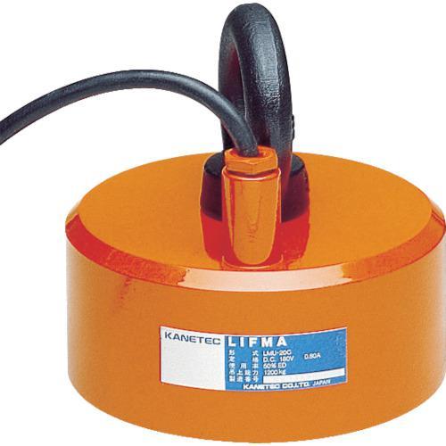 ■カネテック 小型電磁リフマ LMU-15D カネテック(株)【3808424:0】