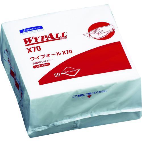 ■クレシア ワイプオールX70 4つ折り 60570 【3811620:0】