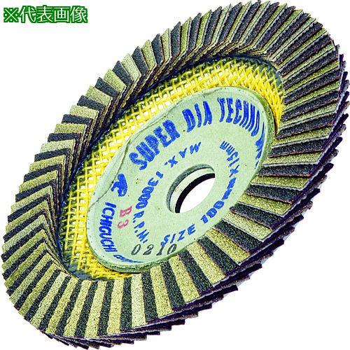 ■AC スーパーダイヤコンビネーションディスク 100X15#180 SDCD10015-180 (株)イチグチ【3826511:0】