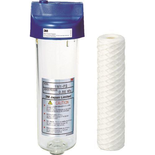 ■3M 粗粒子除去簡易水処理 フィルターシステム  FS-002 【3848256:0】