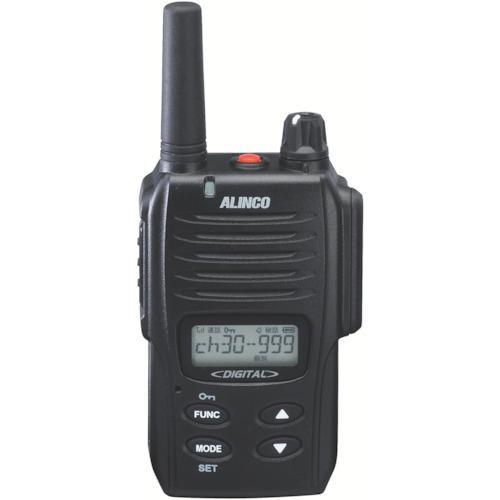 ■アルインコ デジタル登録局無線機1Wタイプ大容量セット DJDP10B 【3853748:0】