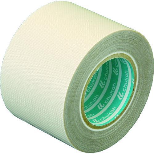 ■チューコーフロー 性能向上ふっ素樹脂粘着テープ ガラスクロス 0.24-25×1  AGF101-24X25 【3914186:0】