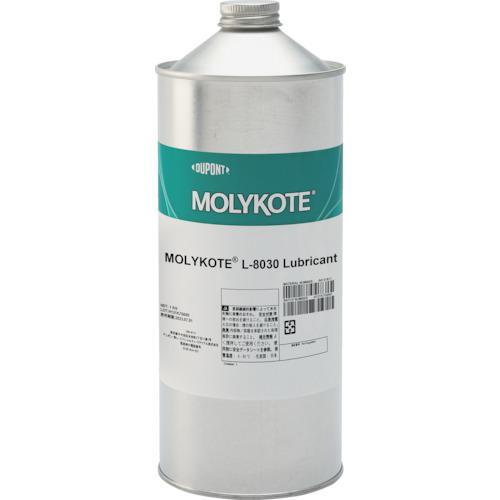 ■モリコート フッソ・コーティング剤 L-8030潤滑剤 1kg L-8030-10 【3951227:0】
