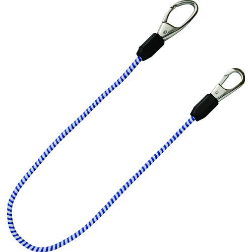 トップ工業 安全ロープ ■TOP ゴム製セーフティーコード WEB限定 新品■送料無料■ ハイスリム ブルー〔品番:SFC901〕 3954242:0