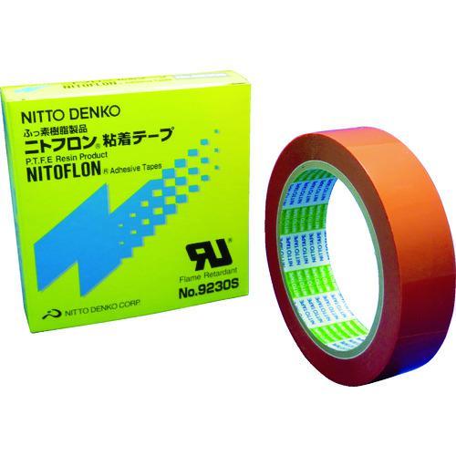 ■日東 ニトフロン粘着テープ NO.9230S 0.1MM×25MM×33M  9230SX10X25 【4011317:0】