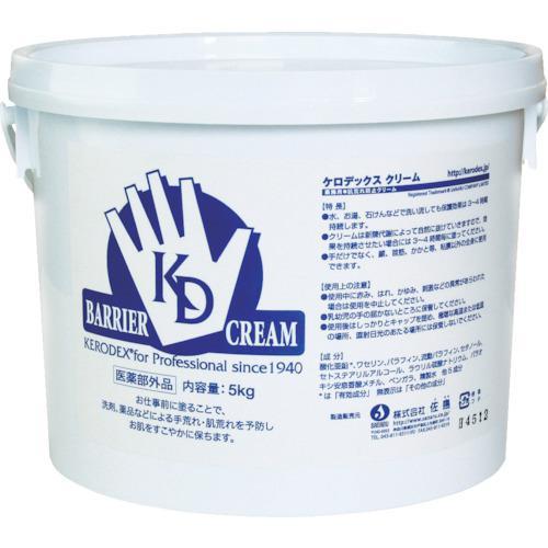 ■SANARU ケロデックスクリーム 5kg KERO-5 (株)佐鳴【4013034:0】