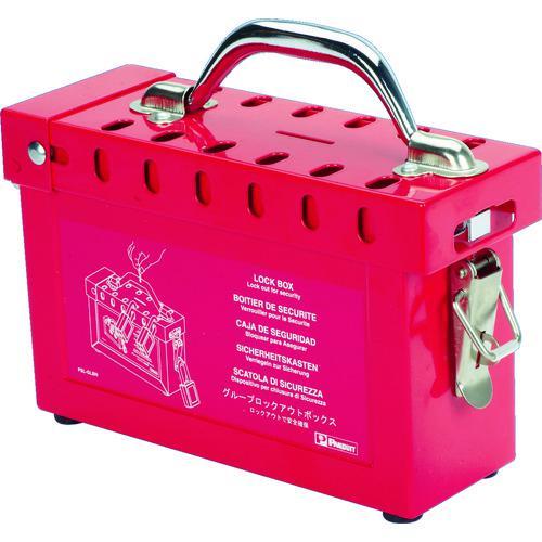 ■パンドウイット グループロックアウト用ボックス (1個=1箱) PSL-GLBN 【4037693:0】