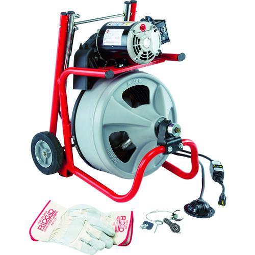 Ridge Tool 新作多数 Company 水道 空調配管用工具 買取 排水管掃除機 K-400W ■RIDGID ドレンクリーナー 4053770:0 C-31IW〔品番:26993〕