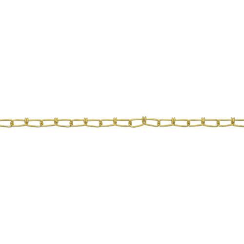 ■ニッサチェイン 真鍮キリンスビクターチェイン 1.6MM×30M  BV16 【4056671:0】