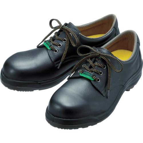 ■ミドリ安全 小指保護先芯入り 静電安全靴  PCF210S 23.5CM  PCF210S-23.5 【4059212:0】