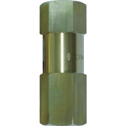 ■日本精器 高圧ラインチェック弁 25A BN-9L21H-25-CFB-V 日本精器(株)【4121210:0】