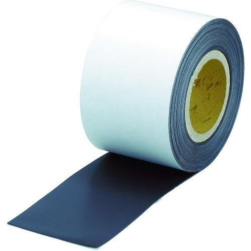 ■TRUSCO マグネットロール 糊付 t1.0mmX巾100mmX10m TMGN1-100-10 トラスコ中山(株)【4158415:0】