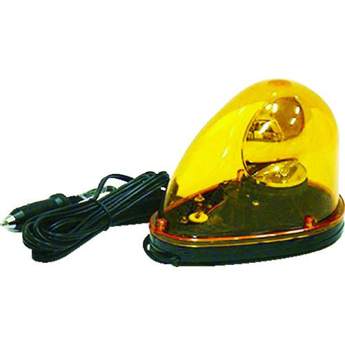 ■トーグ 流線型LED回転灯 イエロー  SKM-PHL-Y 【4214501:0】