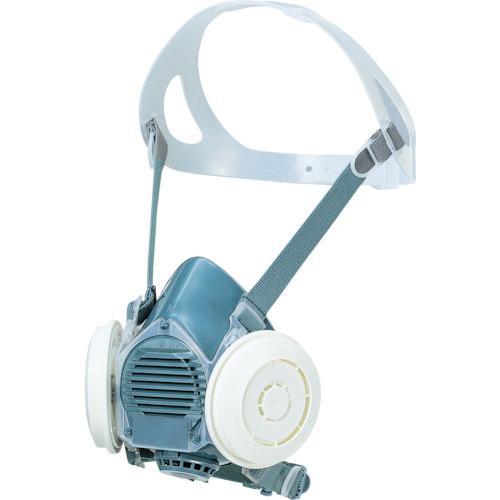 ■シゲマツ 取替え式防じんマスク DR80SL4N(M) (株)重松製作所【4223560:0】