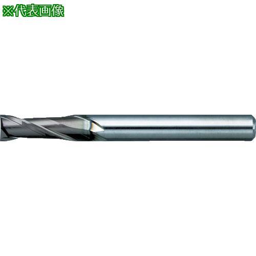 ■NS 無限コーティング 2枚刃EM MSE230 Φ12X30 日進工具(株)【4241274:0】