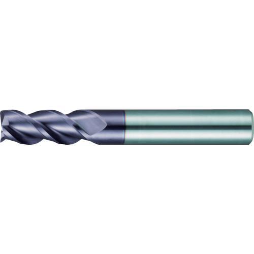 ■グーリング 強ねじれスクエアエンドミル(3枚刃) 刃径14mm 3636 【4326555:0】