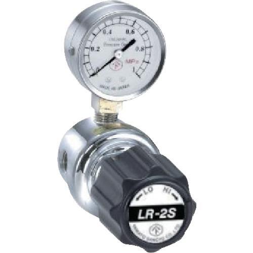 ■ヤマト 分析機用ライン圧力調整器 LR-2S L1タイプ  LR2SRL1TRC 【4344669:0】