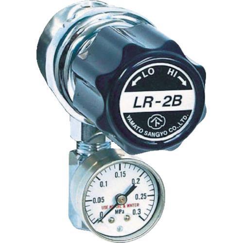 ■ヤマト 分析機用ライン圧力調整器 LR-2S L9タイプ  LR2SRL9TRC 【4344685:0】
