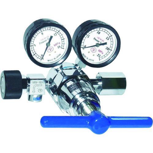 ■ヤマト 高圧用圧力調整器 YR-5061H  YR-5061H-R-11N01-2221 【4346696:0】
