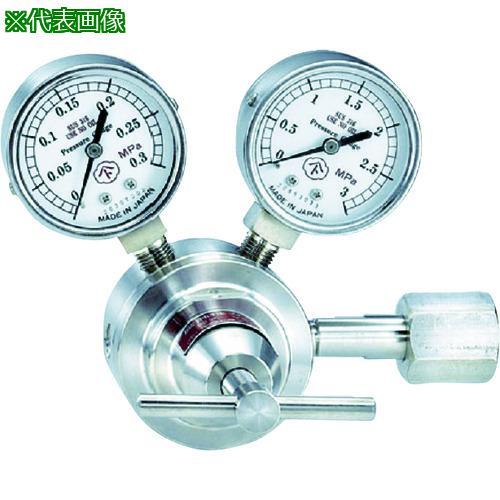 ■ヤマト 腐食性ガス用圧力調整器 YS-1  YS-1-R-2101-1304-SO2 【4346955:0】