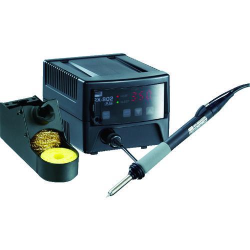 ■グット N2ステーション型温調はんだこて RX-802ASPH 太洋電機産業(株)【4380932:0】