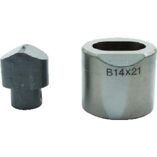 ■育良 フリーパンチャー替刃 IS-BP18S・IS-MP18LE用(51618)  13X19.5B 【4390199:0】