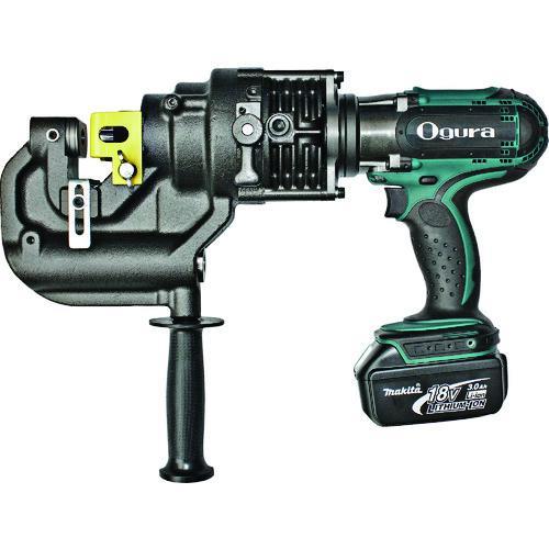 ■オグラ コードレス油圧式パンチャー HPC-N208WDF (株)オグラ【4402898:0】