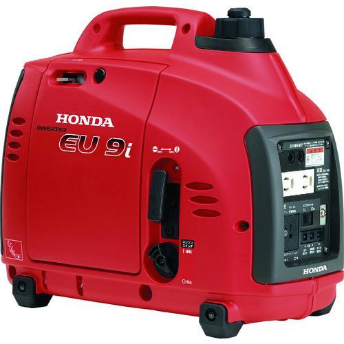 ?HONDA 防音型インバーター発電機 900VA(交流/直流) 〔品番: EU9IT1JN1〕【4515226:0】