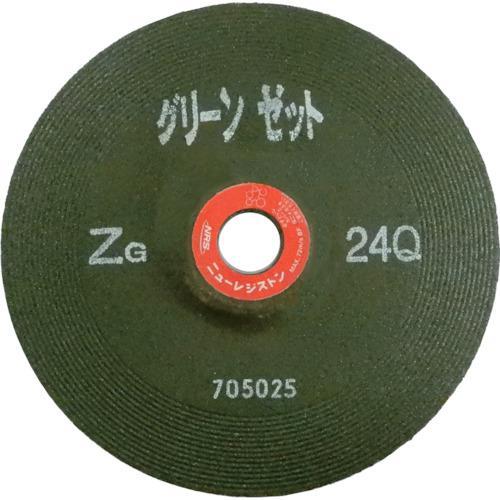 ■NRS グリーンゼット 180×6×22 ZG24Q(25枚) GNZ1806-ZG24Q 【4517547×25:0】