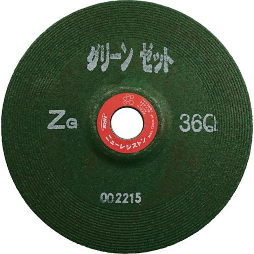 ■NRS グリーンゼット 180×6×22 ZG36Q(25枚) GNZ1806-ZG36Q 【4517555×25:0】