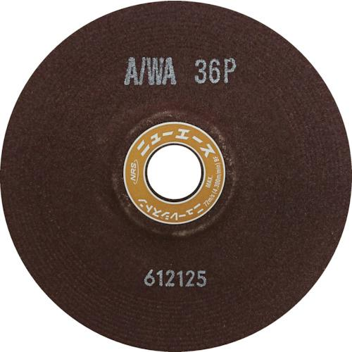 ■NRS ニューエース 150×6×22 A/WA36P(25枚) NA1506-A36P 【4517679×25:0】