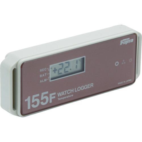 ■Fujita 表示付温度データロガー(フェリカタイプ) KT-155F 【4537181:0】