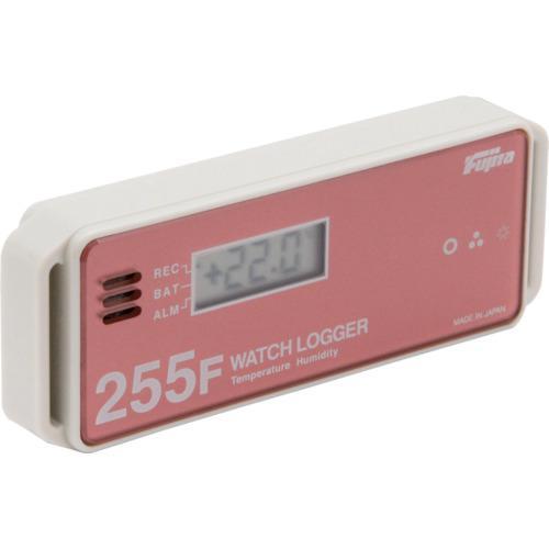 ■Fujita 表示付温湿度データロガー(フェリカタイプ) KT-255F 【4537211:0】