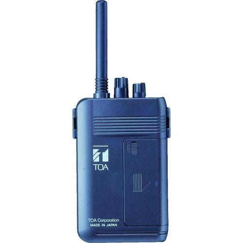 ■TOA 携帯型送信機(ツーピース型) WM-1100 TOA(株)【4537718:0】
