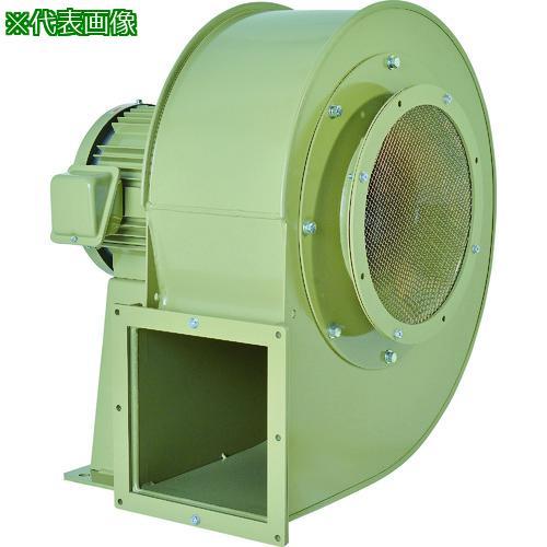 ■昭和 高効率電動送風機 低騒音シリーズ(0.4KW) AH-H04 昭和電機(株)【4598741:0】