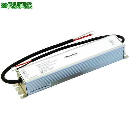 ■TDKラムダ 防塵防滴型LED機器用定電圧電源 ELVシリーズ 12Vタイプ  〔品番:ELV60-12-5R0〕【4707125:0】
