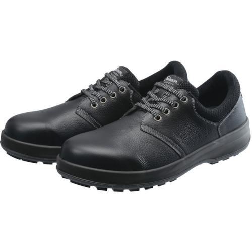 ■シモン 安全靴 短靴 WS11黒 23.5cm WS11B-23.5 (株)シモン【4708750:0】