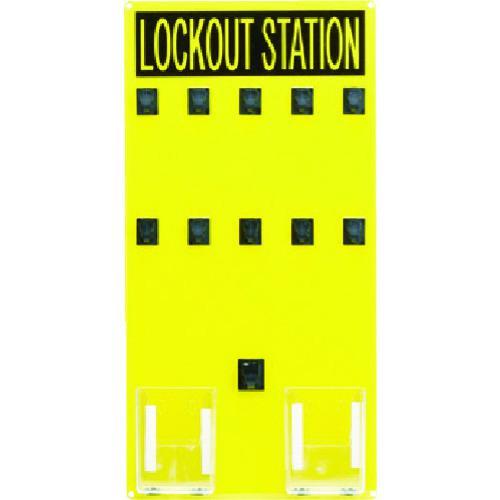 ■パンドウイット ロックアウトステーション 10人用 PSL-10SA 【4746970:0】